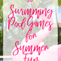 10 Swimming Pool Games for Summer Fun