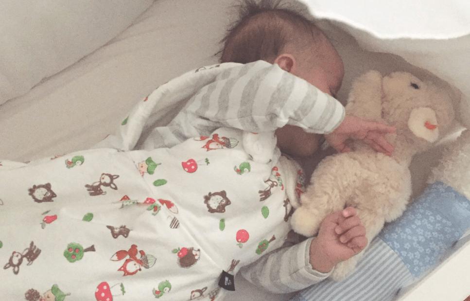 Wie Minimann das Schlafen lernte
