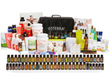 doTerra complete product