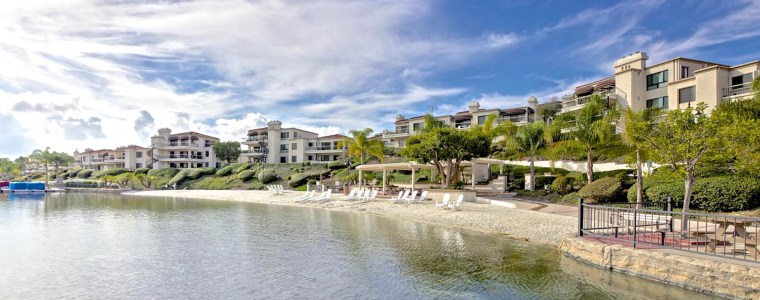 Mallorca Condos for Sale on Lake Mission Viejo