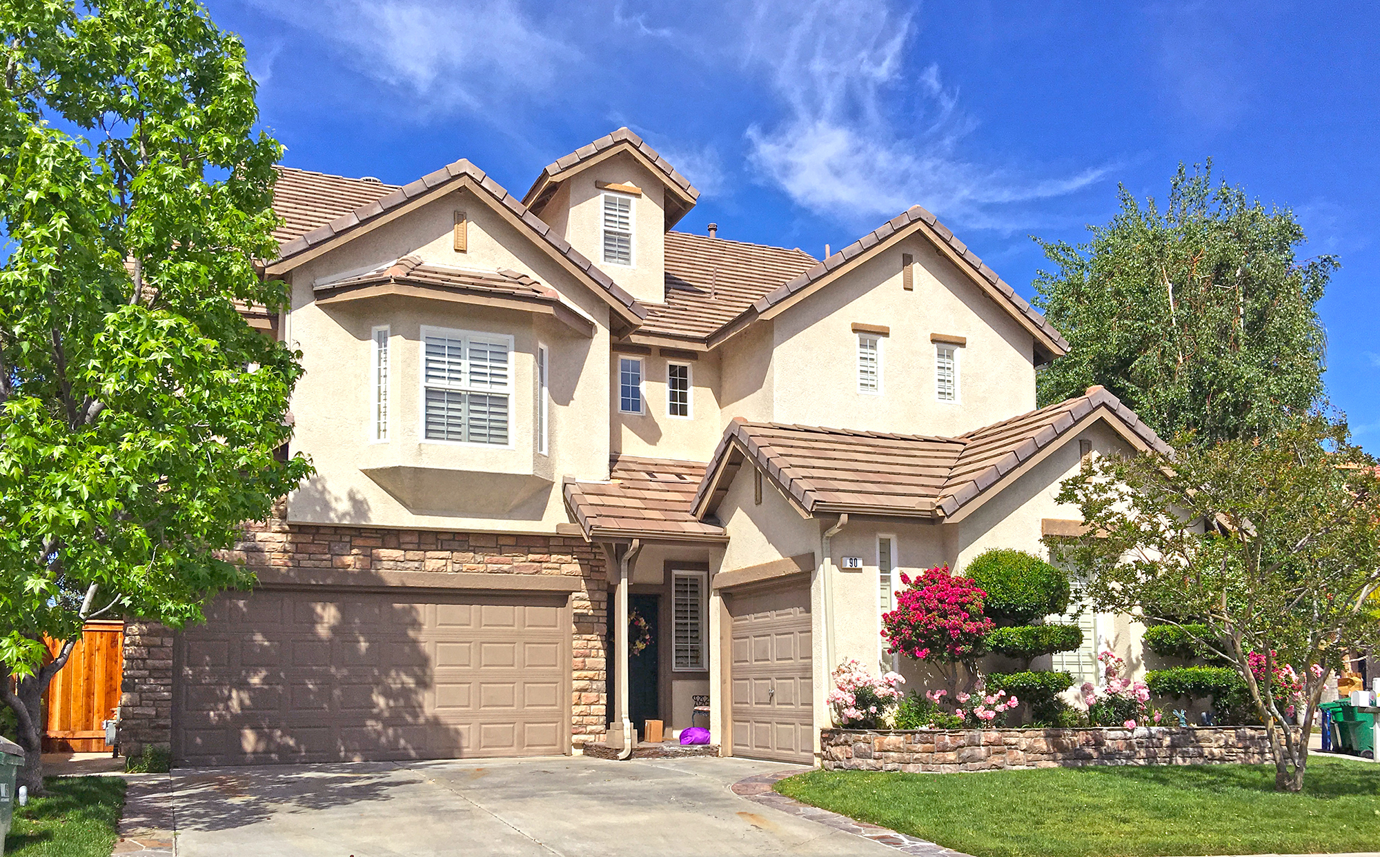 Newer Homes for Sale in Mission Viejo Painted Trails