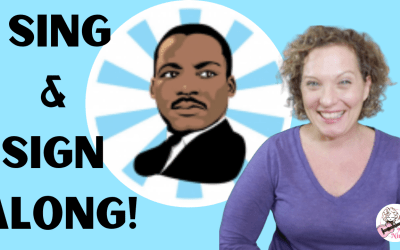 SING ABOUT MARTIN – And MLK Song for Kids by Jackie Silbert