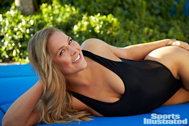 Lingerie Fighting Championship looking to sign Ronda Rousey