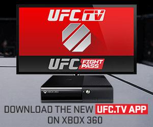UFC.tv & Fight Pass now on XBox 360