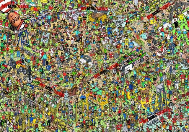 Where's Bjorn Rebney? #WheresBjorn