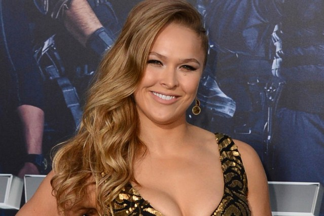 Ronda Rousey a candidate for TIME's 2016 Most Influential People List