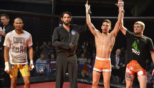 """With win at WCC 17, Matt """"SMG"""" Lozano likely headed to UFC"""