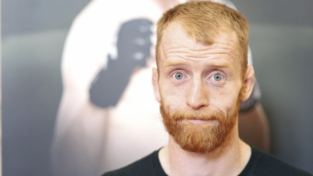 Rare Blood Disorder Forces Paddy Holohan To Retire From MMA