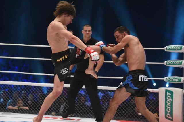 Korobkov vs. Nagibin added t0 M-1 Challenge 66