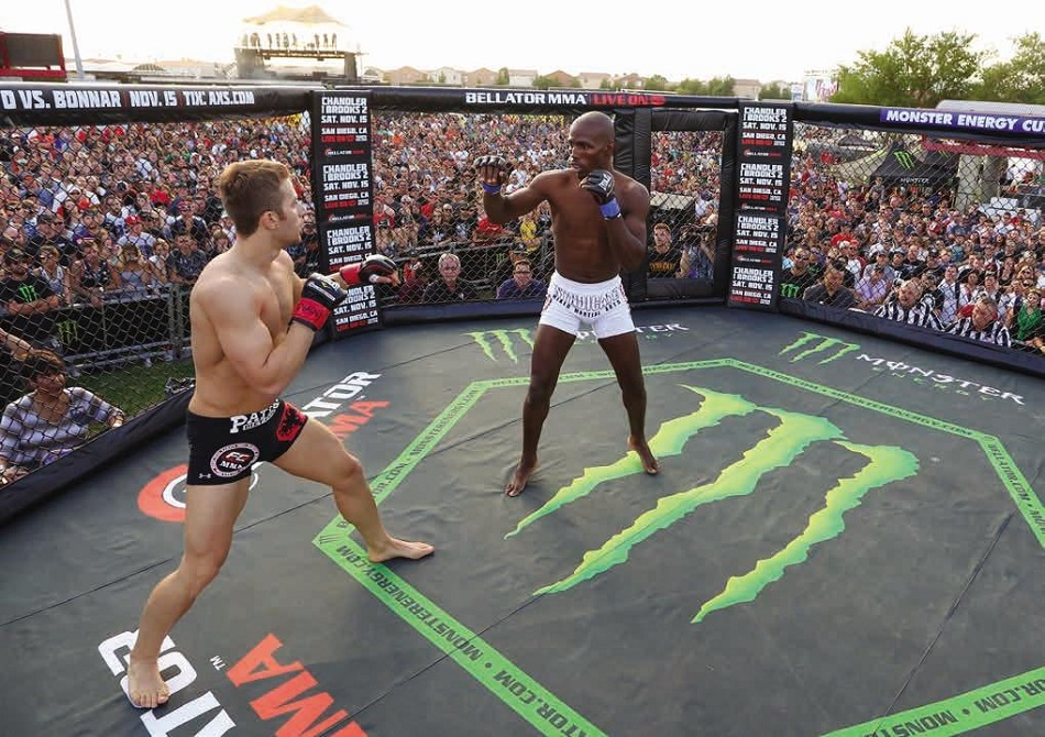 UFC Announces Partnership With Monster Energy Drink