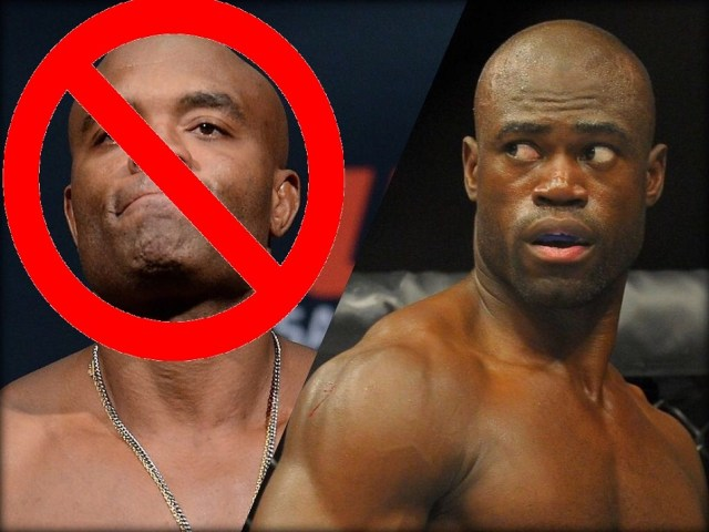 Anderson Silva to have surgery today, out of weekend's UFC 198