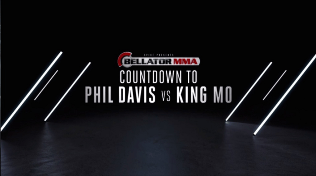 Watch 'Countdown to Phil Davis vs King Mo' TONIGHT on SPIKE