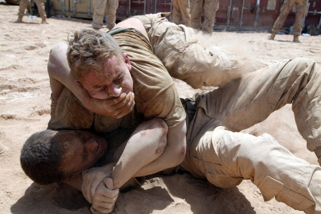 WSOF Launches 'Who's The Toughest?' For Military Vets