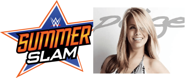Paige VanZant To Appear At WWE SummerSlam?
