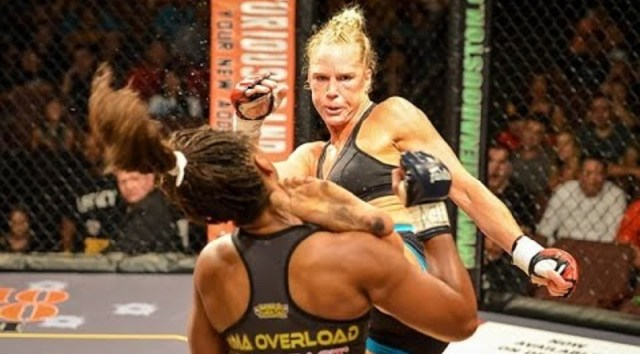 #FreeFightFriday – Holly Holm vs Allanna Jones