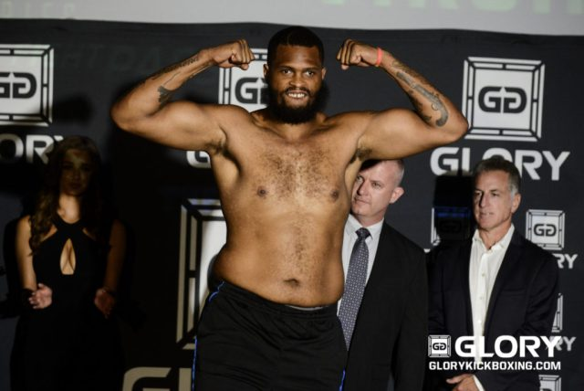 GLORY 32 Maurice Greene