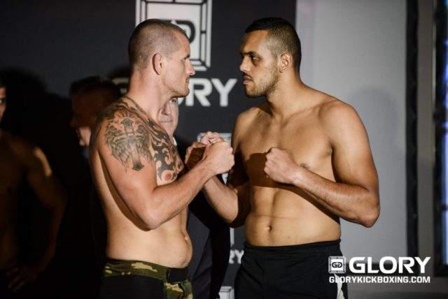 GLORY 32 Thompson vs Hameur - Lain