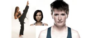 Karate Hottie Michelle Waterson vs Aisling Daly