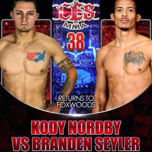 Kody Nordby sets to battle Branden Seyler at CES 38