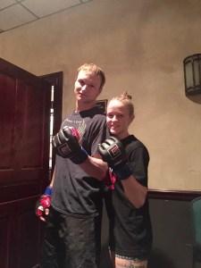 Lateesha Mohl and boyfriend, Shaun Kepner