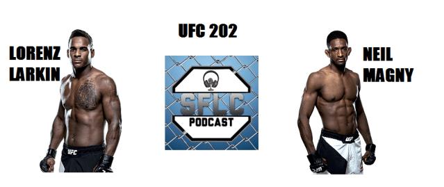 Lorenz Larkin talks preparation for Neil Magny at UFC 202
