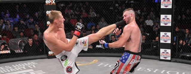 Former Bellator Heavyweight Champ Alexander Volkov signs with UFC