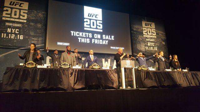 UFC 205: Alvarez Vs. McGregor LIVE Press Conference Coverage