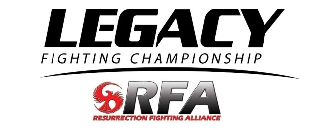 Legacy FC and RFA have merged to form Legacy Fighting Alliance