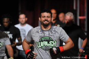 Pat Walsh ready for CES 38