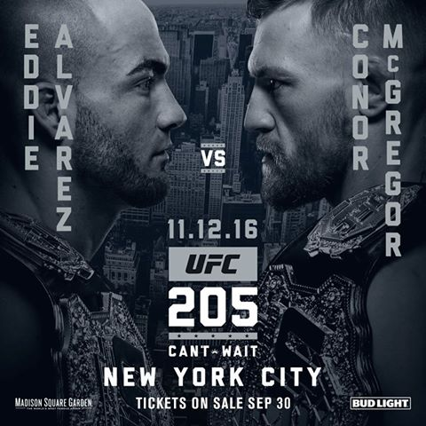 UFC 205 – Alvarez vs McGregor Press Conference Preview