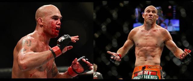 Dana White:  Robbie Lawler vs Cowboy Cerrone signed for UFC 205 in NY