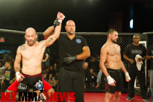WCC 18 results - Will Martinez defeats Troy Wittman