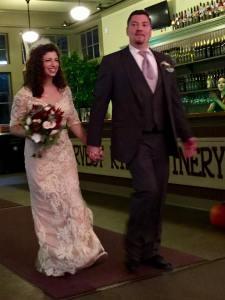Mr. and Mrs. Adam Crist