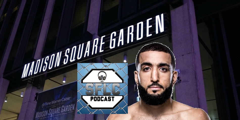 SFLC Podcast: Road to THE GARDEN Episode 1 - Belal Muhammad