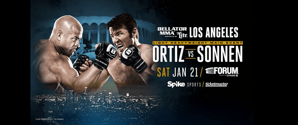 Tito Ortiz vs Chael Sonnen set for Los Angeles - January 21