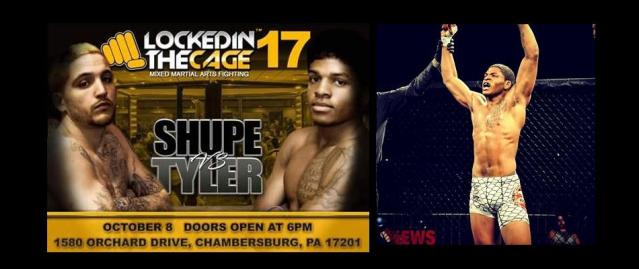 """Timothy Tyler talks finishing Ed """"Shuperman"""" Shupe – Locked in the Cage 17"""