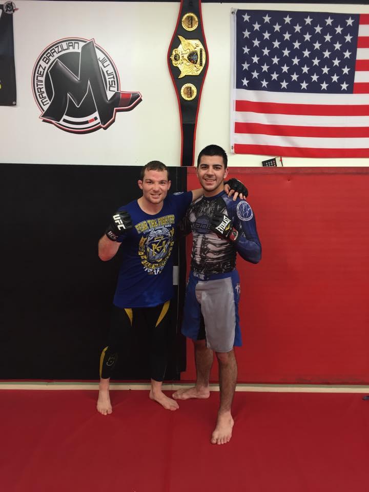 Zach Makovsky and Matt Turnbull