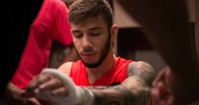 Matheus Nicolau flagged for potential anti-doping violation