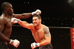 Chris Weidman vs. Uriah Hall - Ring of Combat