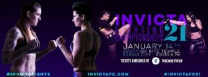 Andrea Lee, Rachael Ostovich get opponents, Invicta FC 21 card complete