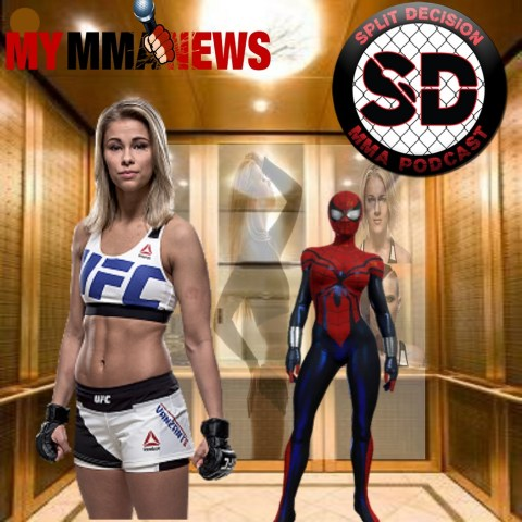 Paige VanZant:  I would fight Conor McGregor, anyone for right amount