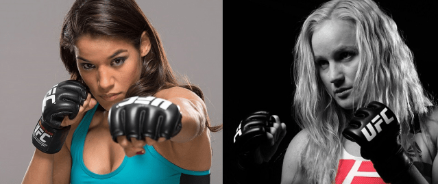 "UFC on FOX 23 Headliner Julianna Pena: ""Sick of complaining, I just want to fight!"""