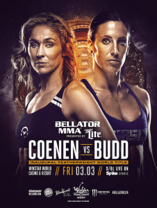 Inaugural Bellator MMA Women's Featherweight World Title on the Line March 3