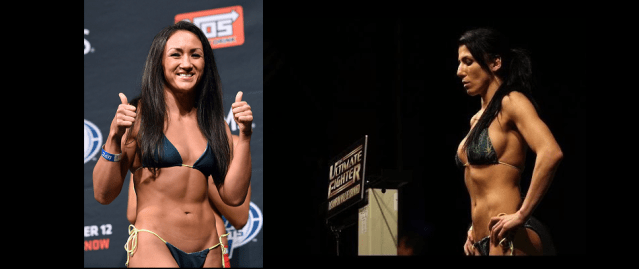 Carla Esparza vs Randa Markos added to UFC Halifax