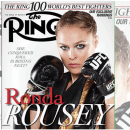 Remember when Ronda Rousey graced cover of boxing magazine, The Ring?
