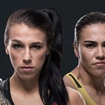 Joanna Jedrzejczyk vs. Jessica Andrade official for UFC 211