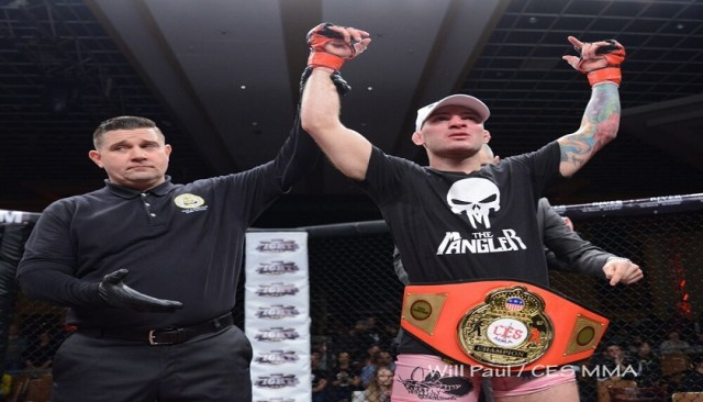 Matt Bessette to defend CES MMA featherweight title versus Jeremy Spoon at CES 44