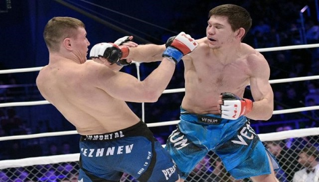 M-1 Challenge 76 – Alexey Nevzorov – Movsar Evloev fight for interim bantamweight title Saturday