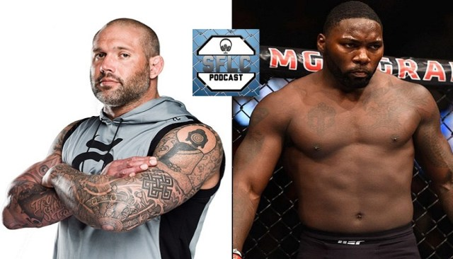 Anthony Johnson coach Neil Melanson discusses 'Rumble' retirement announcement