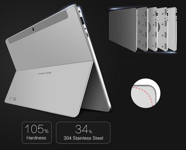 Jumper EZpad 5s Flagship 2 in 1 Ultrabook Tablet PC レビュー